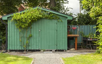 benefits of Southall garden storage sheds